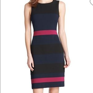 50% off Tommy hilfiger colorblock dress